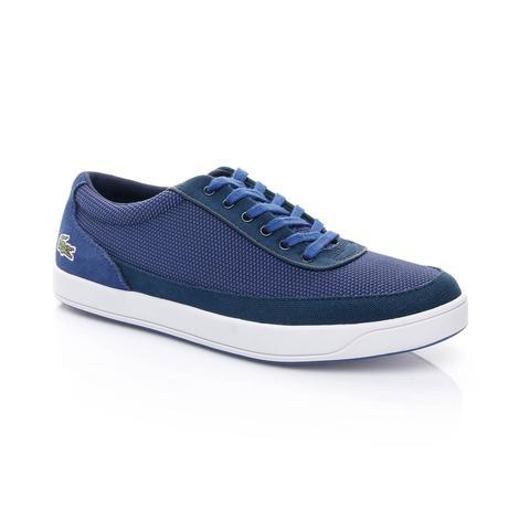 Lacoste Lyonella Lace Kadın Lacivert Sneaker Ayakkabı