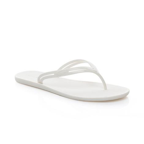Promenade 117 2 Kadın Beyaz Sandalet  Ayakkabı