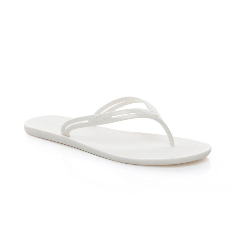 Lacoste Promenade 117 2 Kadın Beyaz Sandalet