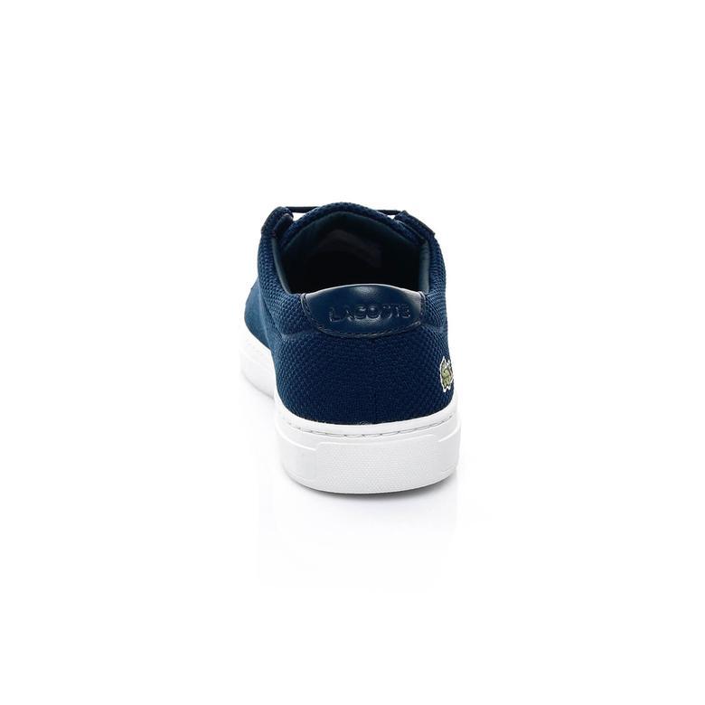 Lacoste L.12.12 Bl 2 Kadın Lacivert Sneakers Ayakkabı