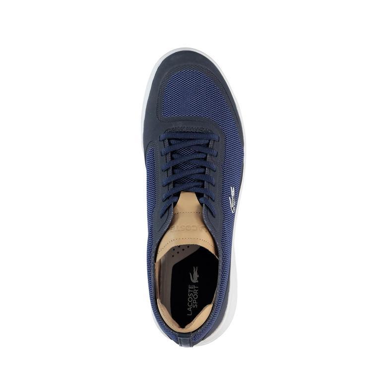 Lacoste Lt Spirit Elite 117 3 Erkek Lacivert Sneaker