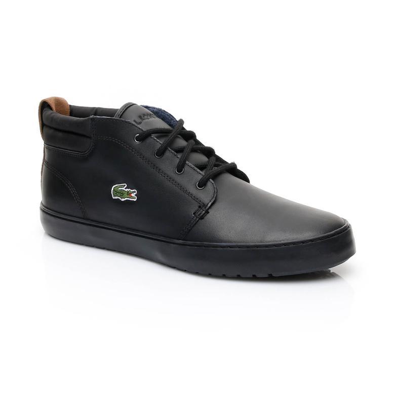Lacoste Ampthill Terra Erkek Siyah Sneaker