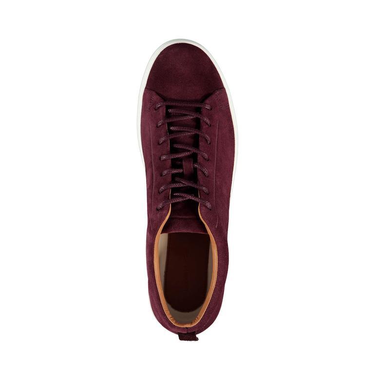 Lacoste Straıghtset Erkek Bordo Sneaker