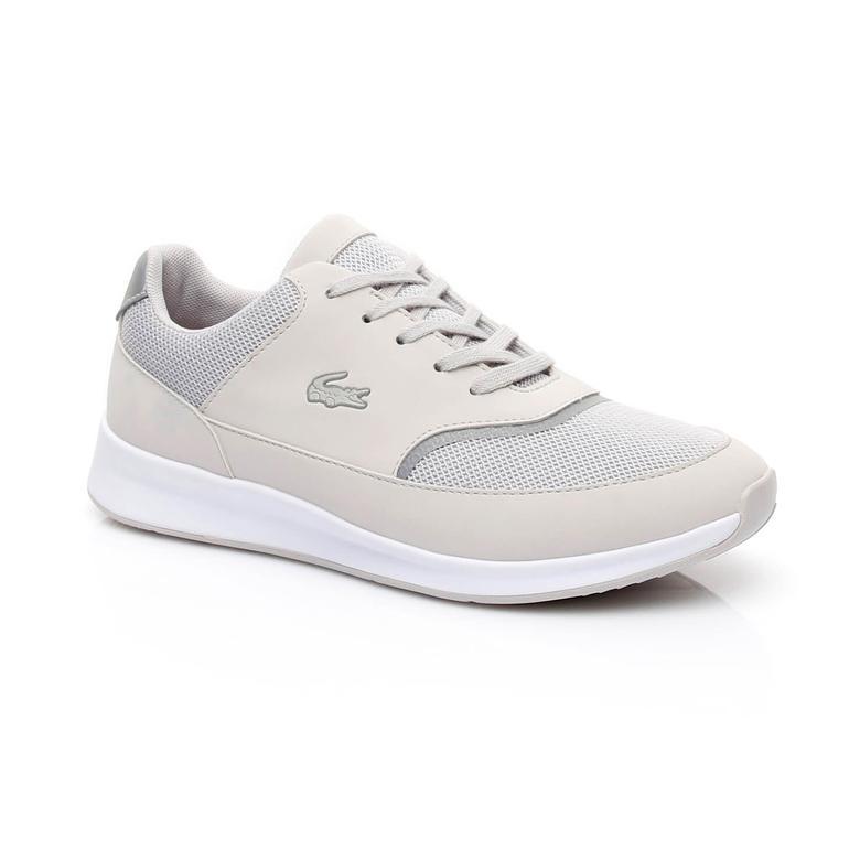 Lacoste Chaumont Lace 317 2 Kadın Gri Sneaker