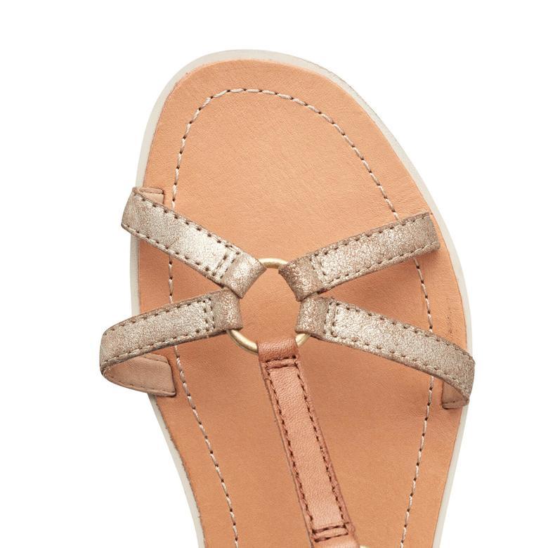 Gant Scarlett Kadın Altın Sandalet