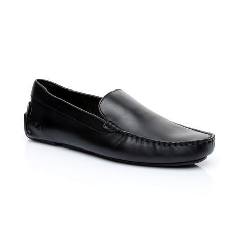 Lacoste Erkek Siyah Loafer