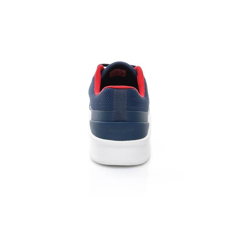 Lacoste Explorateur Sport Erkek Lacivert Sneaker Ayakkabı