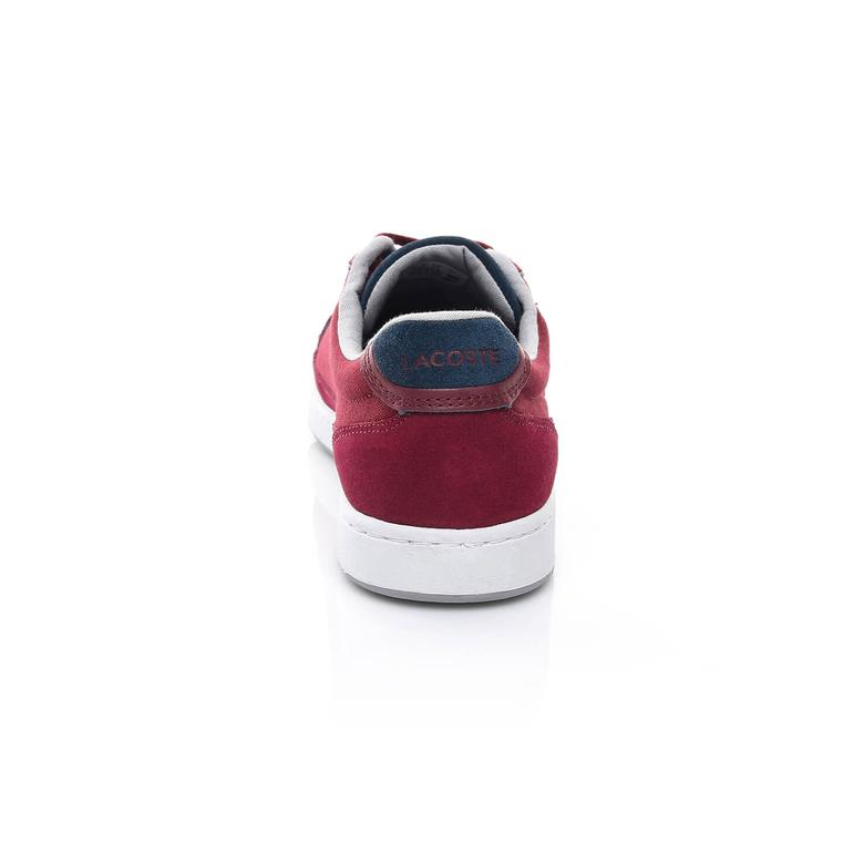 Lacoste Setplay 117 2 Erkek Bordo Sneaker