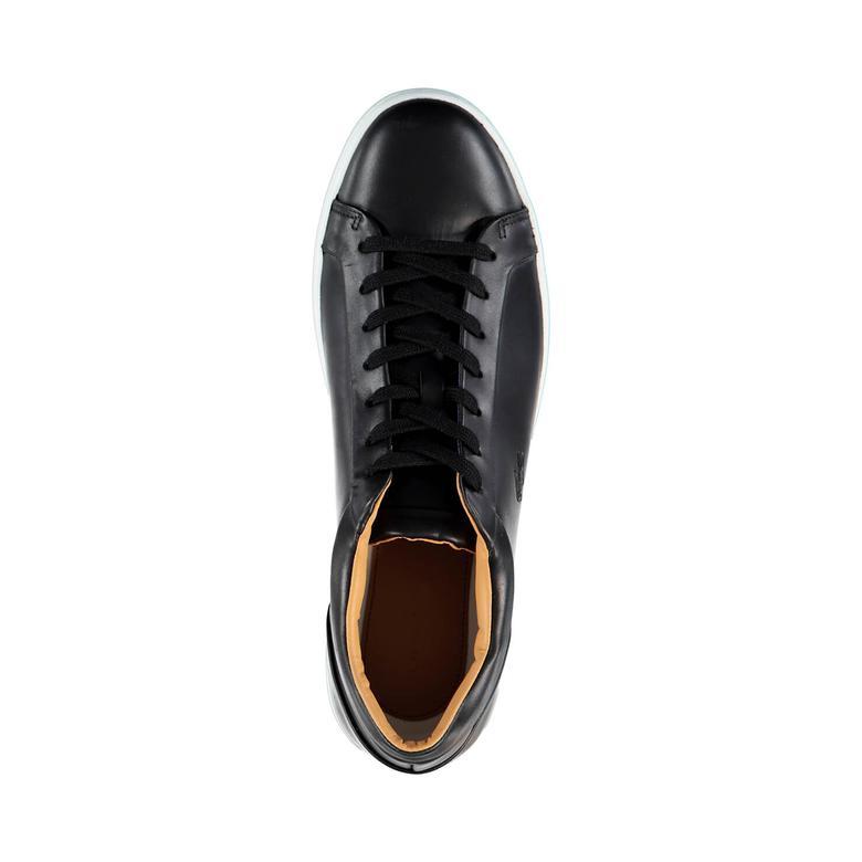 Lacoste Straightset Erkek Siyah Sneaker