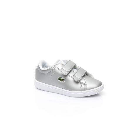Lacoste Çocuk Gri Sneaker