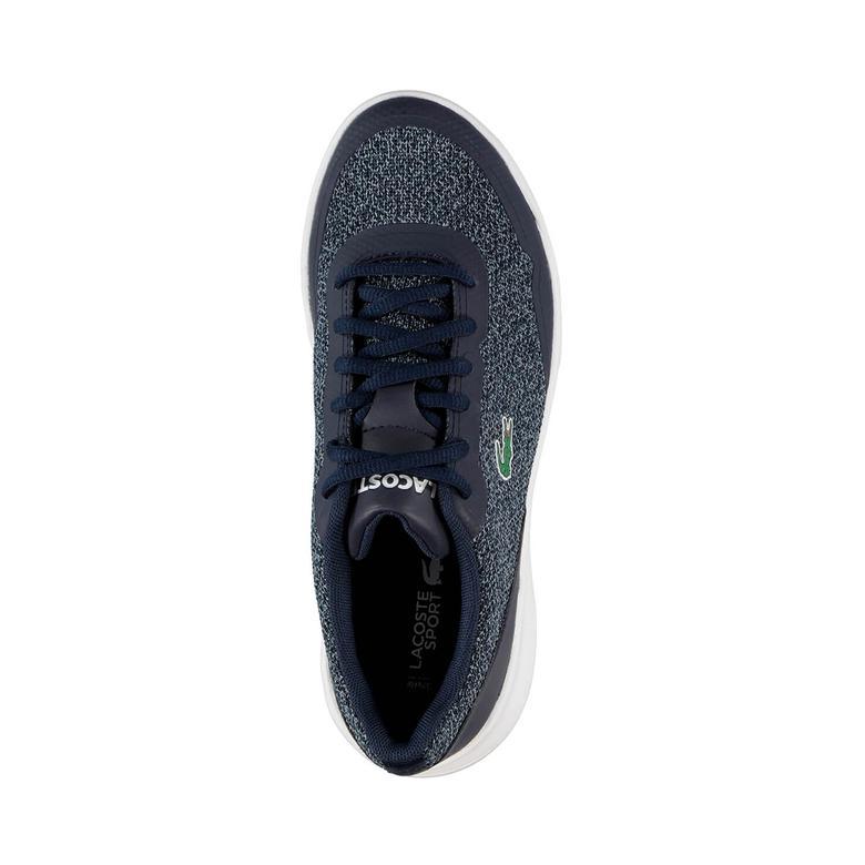 Lacoste Lt Spirit 317 1 Kadın Lacivert Sneaker