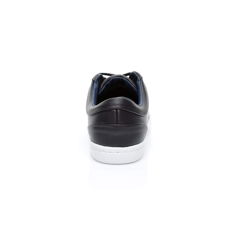 Lacoste Straightset Lace 317 3 Kadın Siyah Sneaker