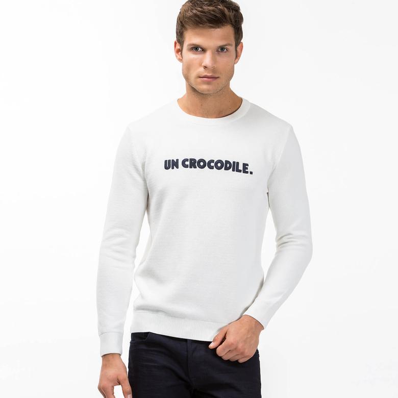 Lacoste Un Crocodile Erkek Triko