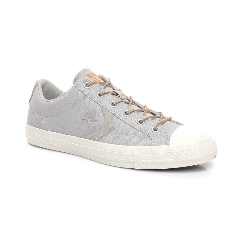 Converse Star Player Unisex Gri Sneaker