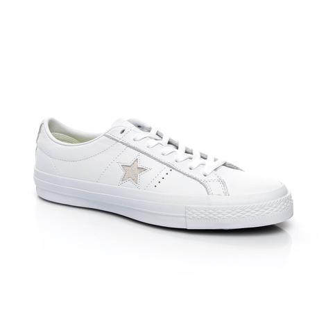 Converse One Star Erkek Beyaz Sneaker