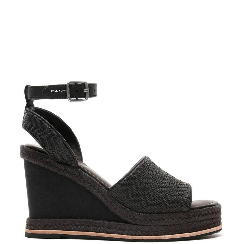 Gant Kadın Siyah Sandalet