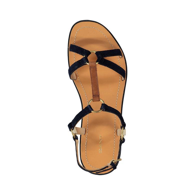 Gant Scarlett Kadın Lacivert Sandalet