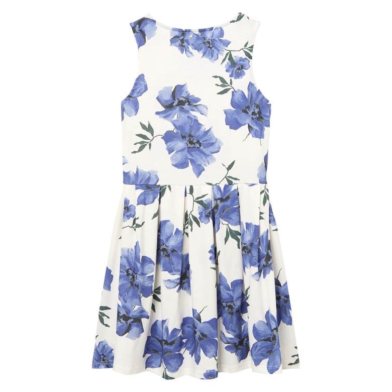Gant Çocuk Mavi Elbise