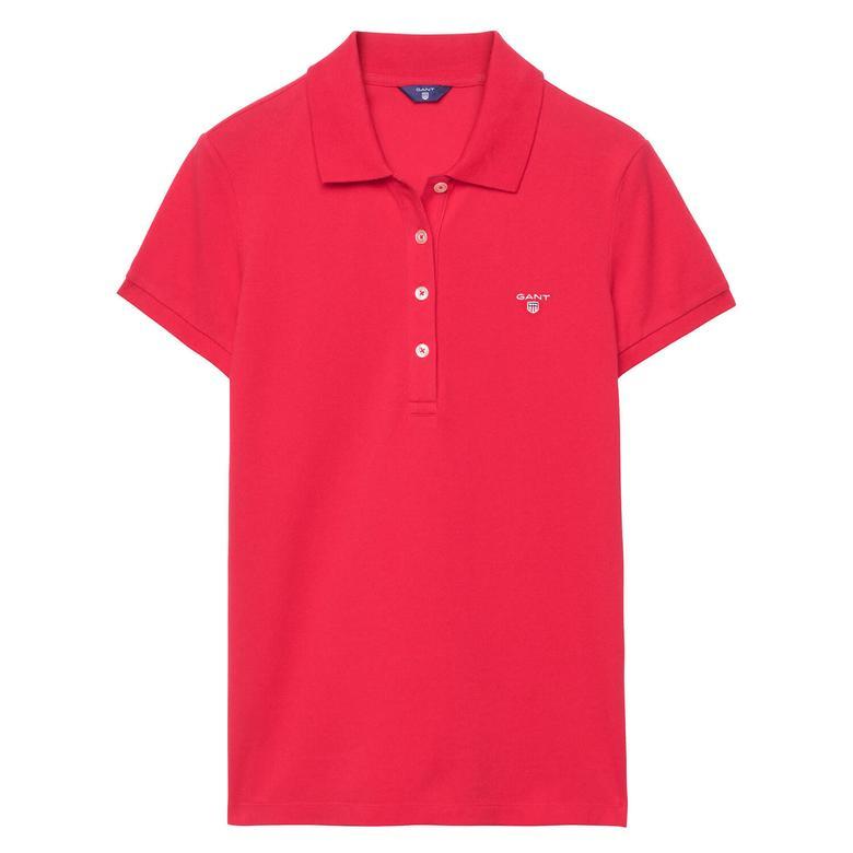 Gant Kadın Kırmızı Polo