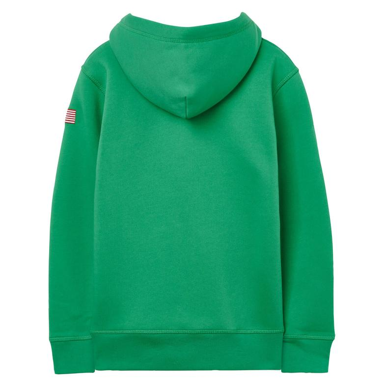 Gant Çocuk Yeşil Sweatshirt