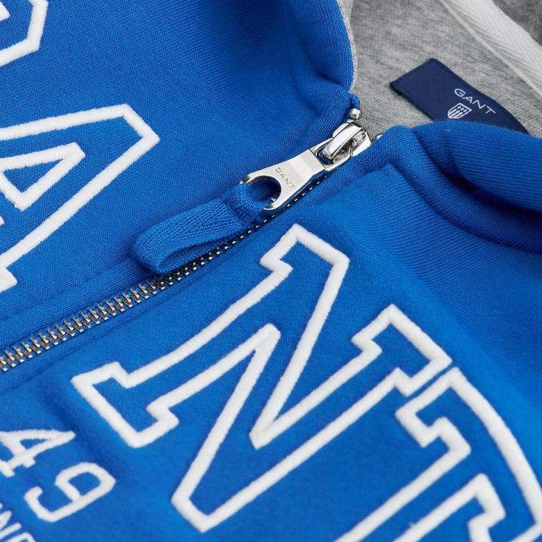 Gant Çocuk Mavi Sweatshirt