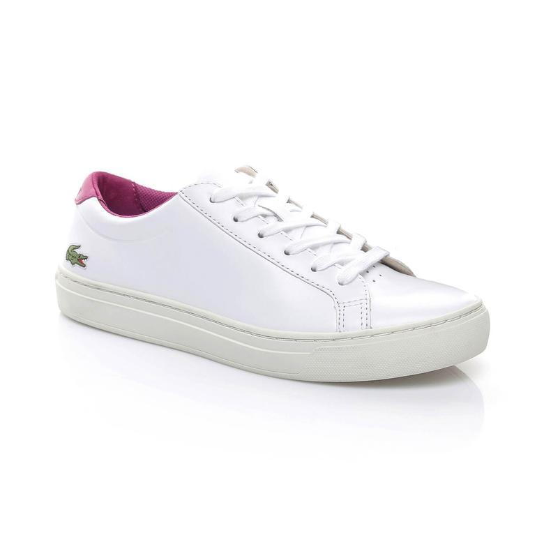L.12.12 117 3 Kadın Beyaz Sneakers Ayakkabı