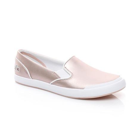 Lancelle Slip On 117 2 Kadın Pembe Babet Ayakkabı