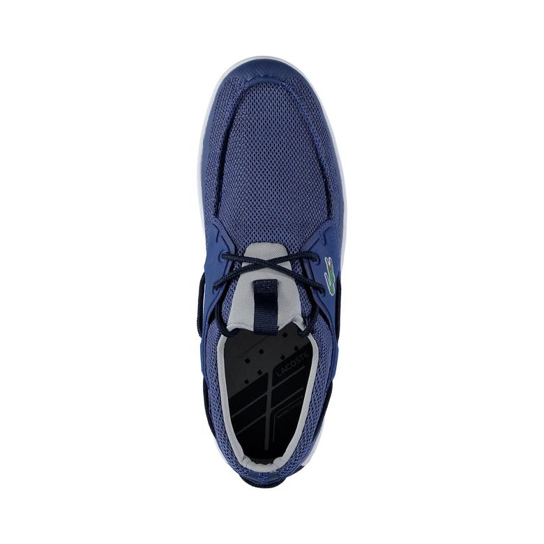 L.Andsailing 117 1 Erkek Mavi Sneaker  Ayakkabı