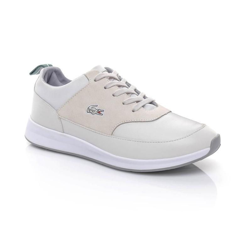 Lacoste Joggeur Lace 117 1 G Kadın Gri Sneaker