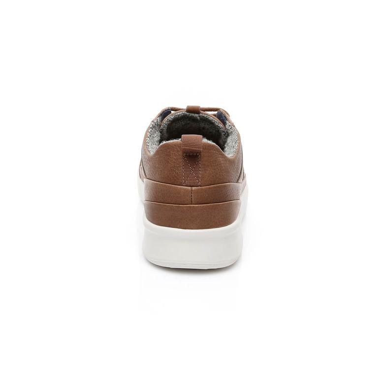 Lacoste Explorateur Kahverengi Erkek Sneaker
