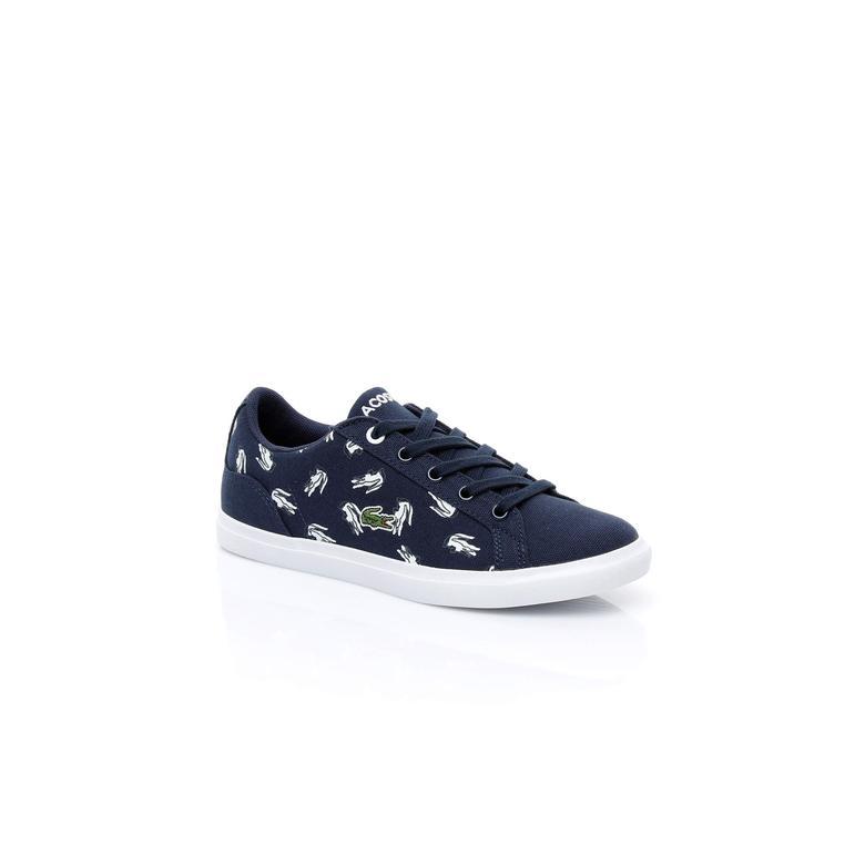 Lacoste Lerond Çocuk Lacivert Sneaker