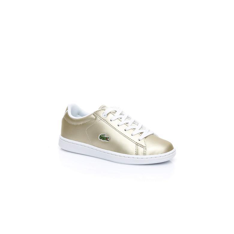 Lacoste Sarı Çocuk Sneaker