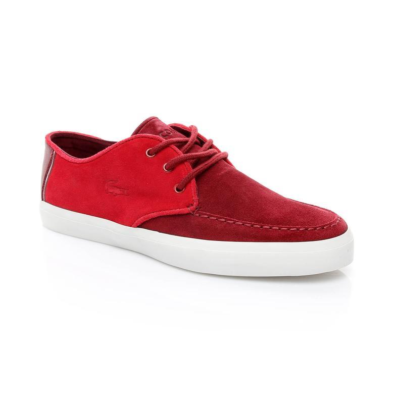Lacoste Sevrin 116 1 Erkek Kırmızı Sneaker