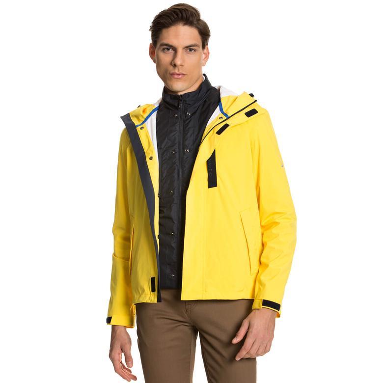 Nautica Erkek Sarı Mont