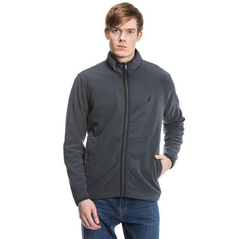 Nautica Erkek Gri Regular Fit Sweatshirt