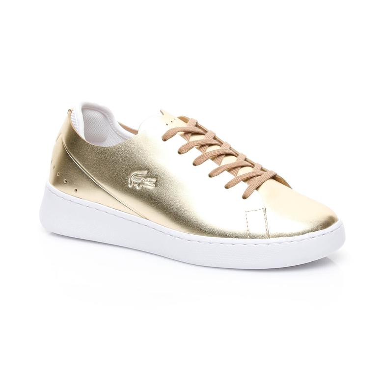 Lacoste Eyyla Women's Gold Shoes