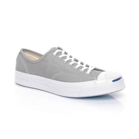 Converse Jack Purcell Signature Erkek Gri Sneaker