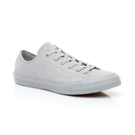 Converse Chuck Taylor All Star II Unisex Gri Sneaker