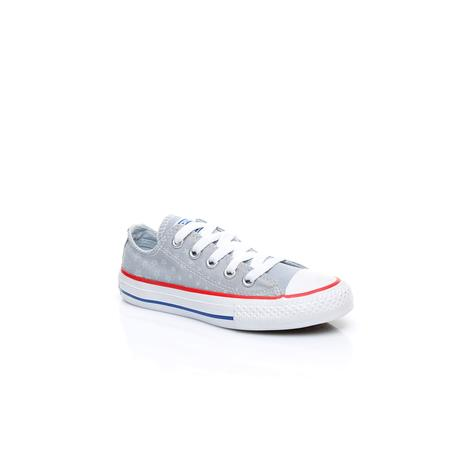 Converse Chuck Taylor All Star Çocuk Gri Sneaker