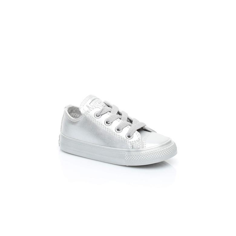 Converse Chuck Taylor All Star Çocuk Gümüş Sneaker