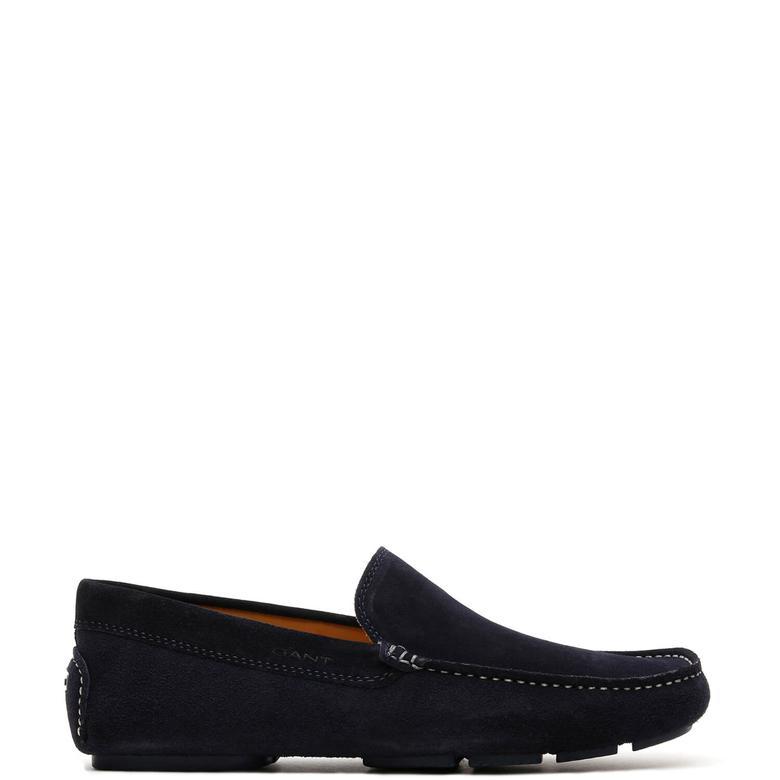 Gant Erkek Lacivert Slip-on Ayakkabı