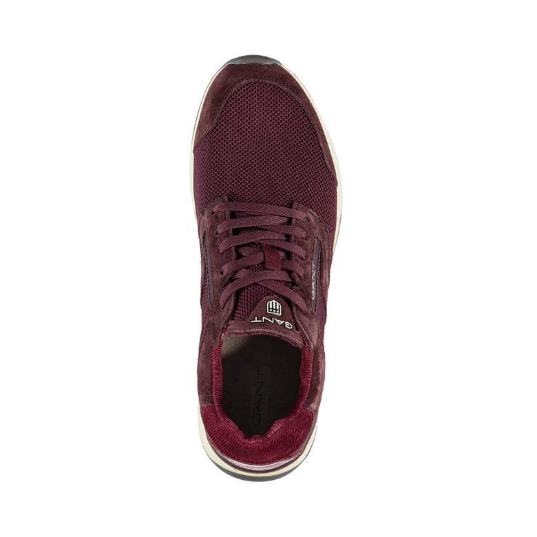 Gant Apollo Erkek Bordo Sneaker