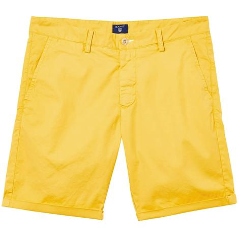 Gant Erkek Sarı Şort
