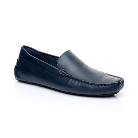 Lacoste Erkek Lacivert Loafer