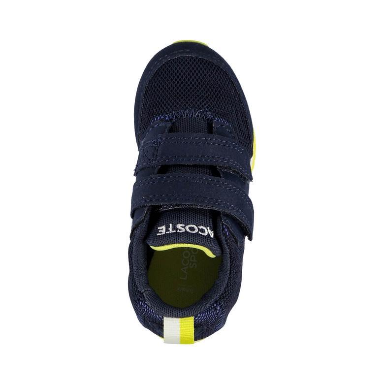 Lacoste Light Çocuk Lacivert Sneaker