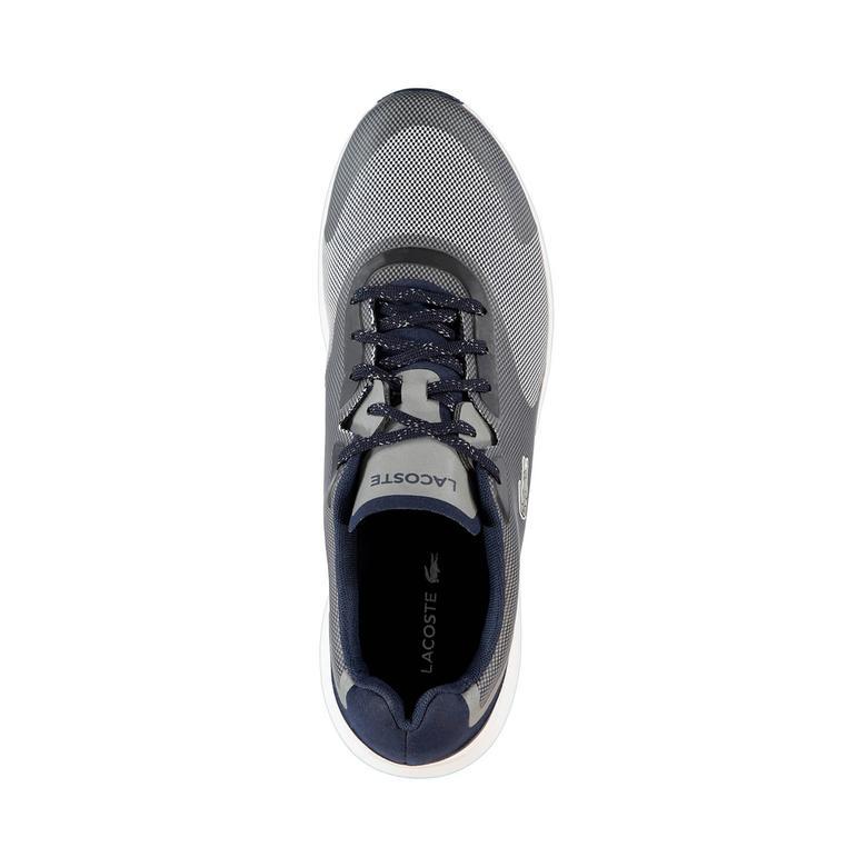Lacoste Ltr.01 317 3 Erkek Lacivert Sneaker