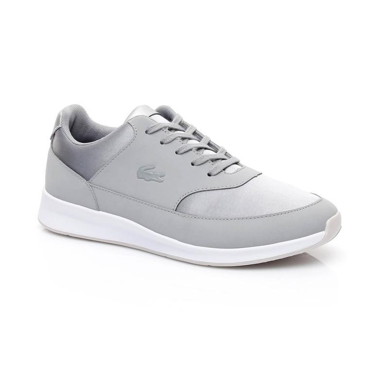 Lacoste Chaumont Lace Kadın Gri Sneaker