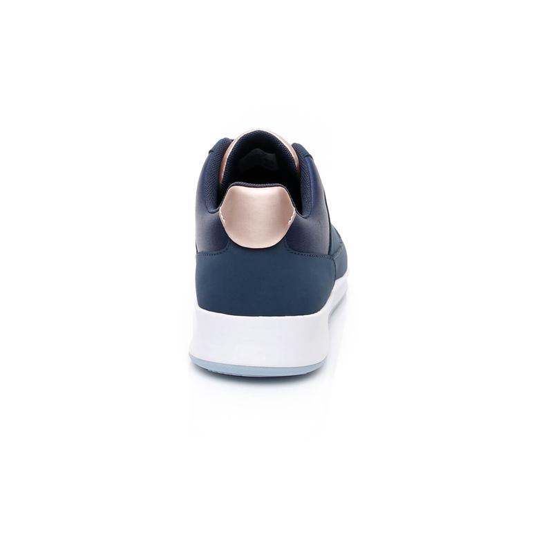 Lacoste Chaumont Lace Kadın Lacivert Sneaker