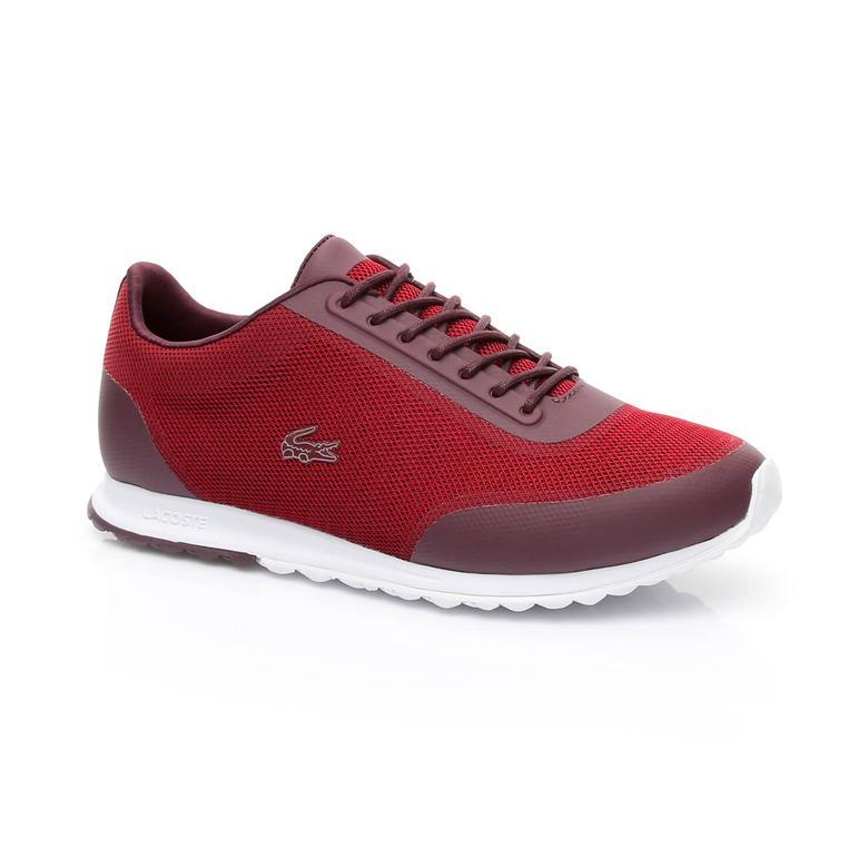 Lacoste Helaine Runner 317 1 Kadın Kırmızı Sneaker