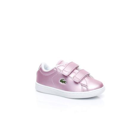 Lacoste Çocuk Pembe Sneaker
